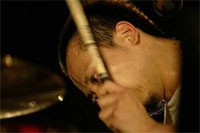'03.8.21 Komatsushima MYRIKA HALL<br /> Tour'03-Hands and Feet-<br /> Photo by Tsukasa Miyoshi