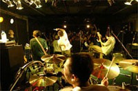 '03.8.25 Kurume GEILS<br /> Tour'03-Hands and Feet-<br /> Photo by Tsukasa Miyoshi