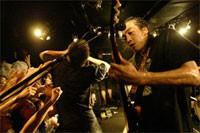 '03.8.28 Himeji BETA<br /> Tour'03-Hands and Feet-<br /> Photo by Tsukasa Miyoshi