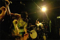 '03.8.29 Kagamigahara BRAVO<br /> Tour'03-Hands and Feet-<br /> Photo by Tsukasa Miyoshi