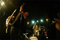 '03.8.31 Tsu BASS-1<br /> Tour'03-Hands and Feet-<br /> Photo by Tsukasa Miyoshi
