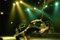 '03.9.2 Anjyo YUMEKIBOW RADIO CLUB<br /> Tour'03-Hands and Feet-<br /> Photo by Tsukasa Miyoshi