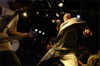 '03.9.5 Aomori QUARTER<br /> Tour'03-Hands and Feet-<br /> Photo by Tsukasa Miyoshi