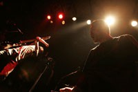 '04.11.23 Hirosaki Mag-Net<br /> THE MIDDLE THOUGHT TOUR<br /> Photo by Tsukasa Miyoshi