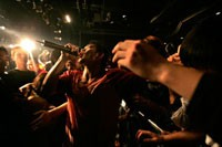 '05.2.25 Osaka MOTHER HALL<br /> THE MIDDLE THOUGHT TOUR<br /> Photo by Tsukasa Miyoshi