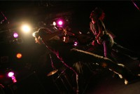 '07.11.10 Koriyama Hip Shot Japan Tour-Hands and Feet 3-<br /> Photo by Aki Ishii