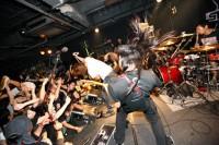 '09.10.18 Gifu BRAVO SKULL SKATES Japan 15th Anniversary<br /> Copyright (C) 2009 Photograph by Tsukasa Miyoshi