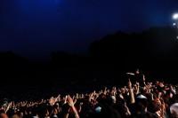 '13.9.22 福島県 猪苗代ミネロスキー場 風とロック芋煮スタジアム 「LIVE福島 CARAVAN日本 2013 FINAL 風とロック芋煮会2013」 <br /> Copyright (C) 2013 Photograph by 石井 麻木