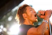 '14.9.21 盛岡市 盛岡城跡公園 ISHIGAKI STAGE「いしがきMUSIC FESTIVAL2014」 <br /> Copyright (C) 2014 Photograph by Yasumasa Handa