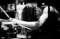'15.5.9 博多 DRUM LOGOS「Tour -Hands and Feet 8- Stayin' Alive×-Hands and Feet 8-」 <br /> Copyright (C) 2015 Photograph by Tsukasa Miyoshi