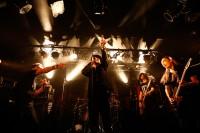 '15.11.29 下北沢 GARDEN「KAKUMEI ZENYA -Shun 3rd Anniversary-」<br /> Copyright (C) 2015 Photograph by Tsukasa Miyoshi
