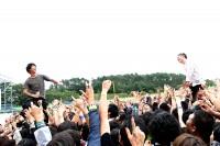 '16.9.19 白河市しらさかの森スポーツ公園「風とロック芋煮会2016 KAZETOROCK IMONY WORLD」<br /> Copyright (C) 2016 Photograph by MAKI ISHII