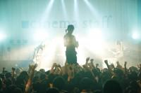 '18.10.26 渋谷 TSUTAYA O-EAST「cinema staff デビュー10周年記念ライブシリーズ two strike to(2) night 〜バトル・オブ・オオバコ〜」<br>Copyright (C) 2018 Photograph by Tsukasa Miyoshi