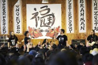 '18.11.11 福島 ぎょうざのひぐち特設ステージ「うづぐしまLIVE2018」  Copyright (C) 2018 Photograph by Tsukasa Miyoshi